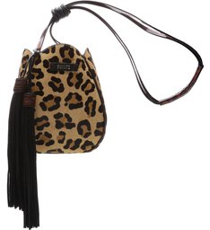 Handle Bag Paula Animal Print