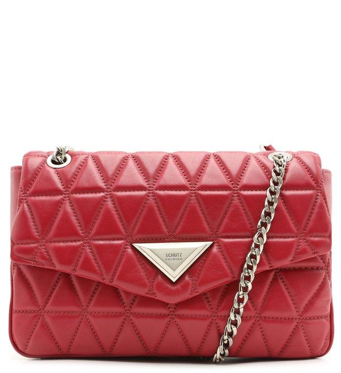 Shoulder Bag New 944 Maxi Red | Schutz