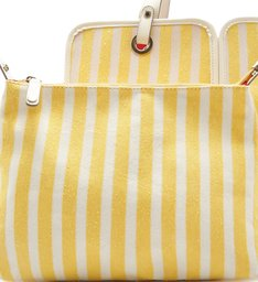 SHOPPING BILLIE STRIPES YELLOW