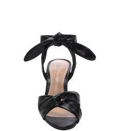 Sandália Mika Medium Heel Black