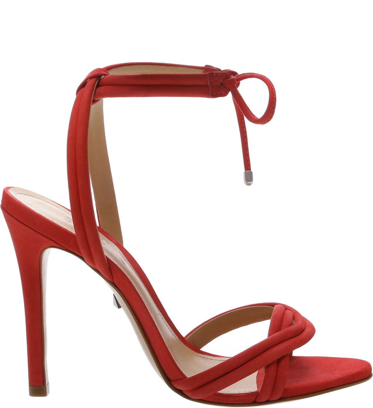 Sandália Lace-Up Red | Schutz