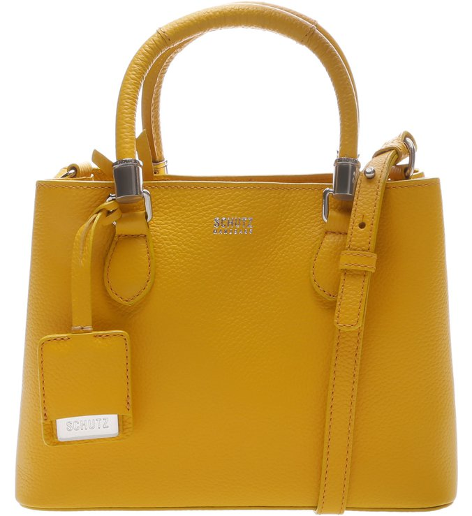Mini Tote Lorena Soft Yellow