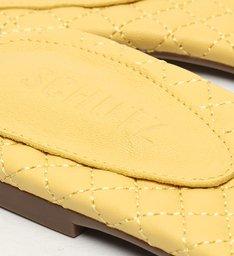 Flat Minimal Modern Vinil Yellow