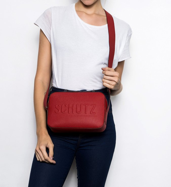 Crossbody Sharon Red