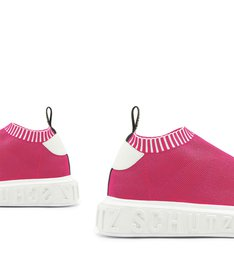 Sneaker It Schutz Bold Knit Pink