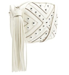 Crossbody Kate Pearls White