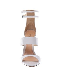 Sandália Multi Strip Verniz Pearl
