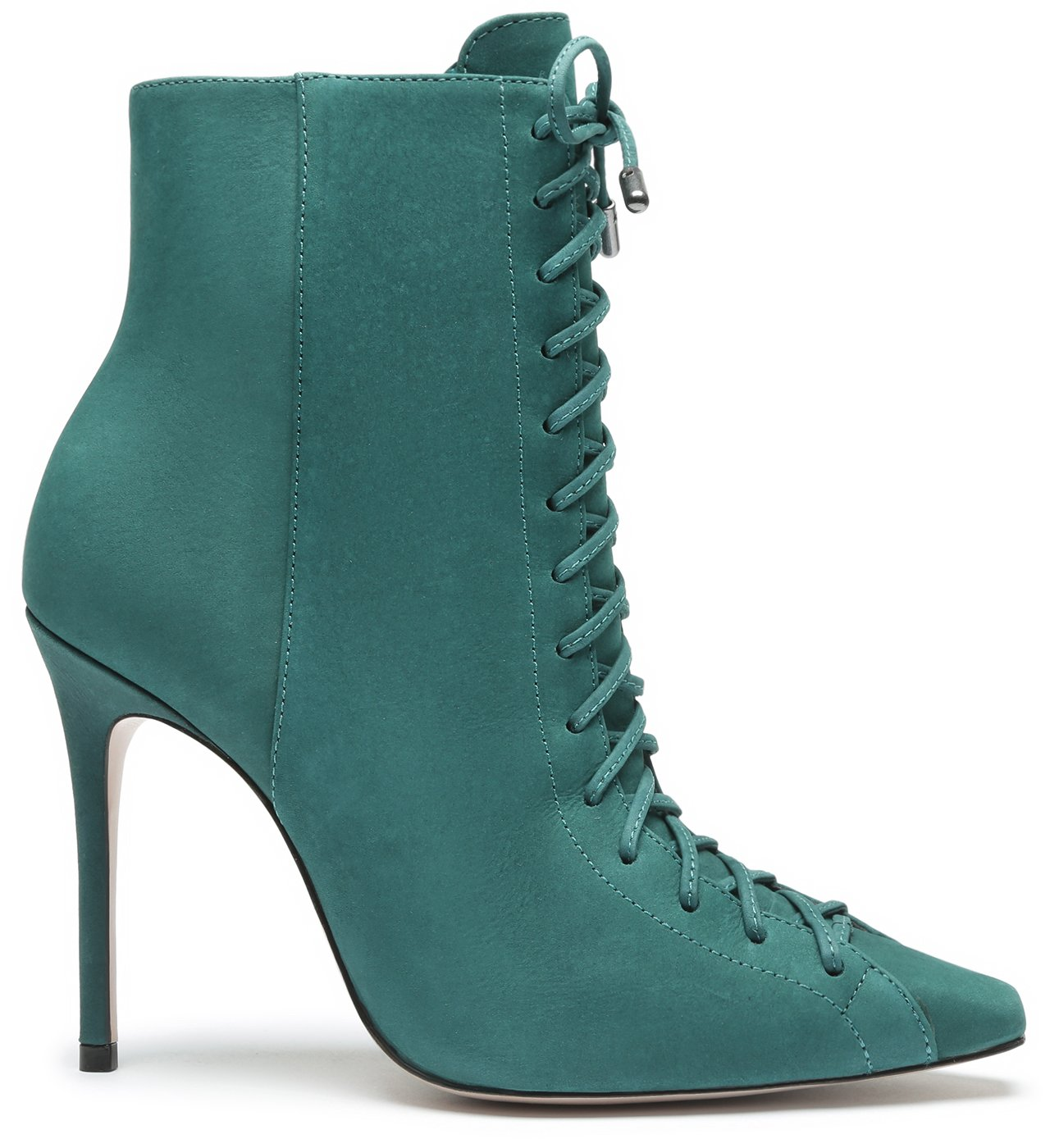 Lace-Up Boot Giorgia Green | Schutz