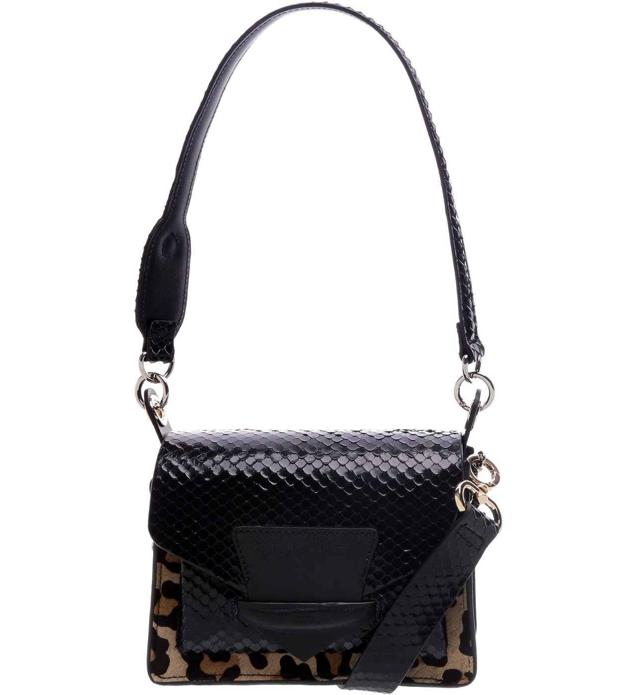 Crossbody Paloma Animal Print | Schutz
