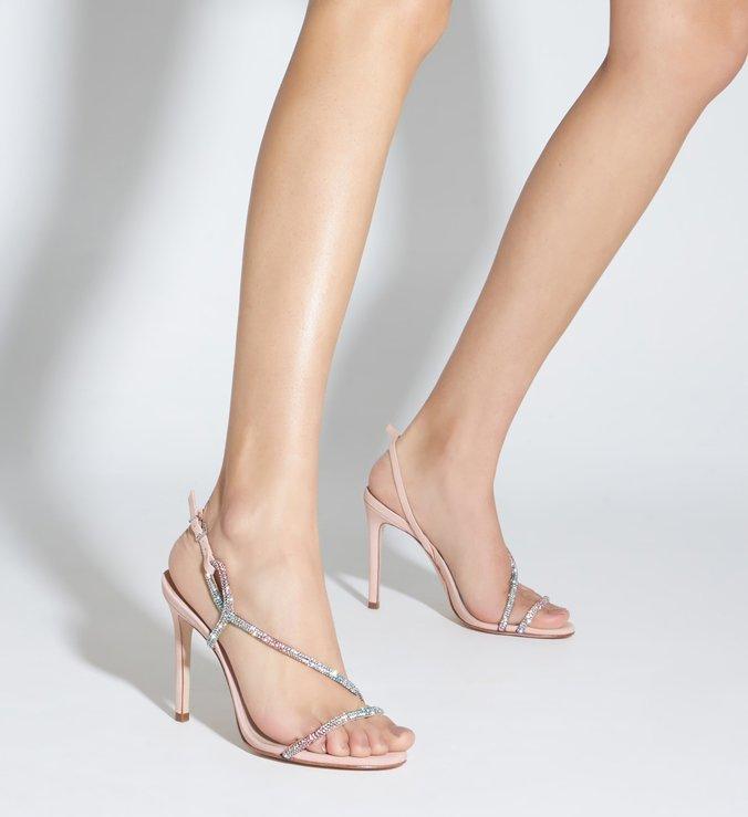Sandália Curves Deluxe Rose