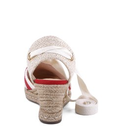 Espadrille Classic Stripes Red