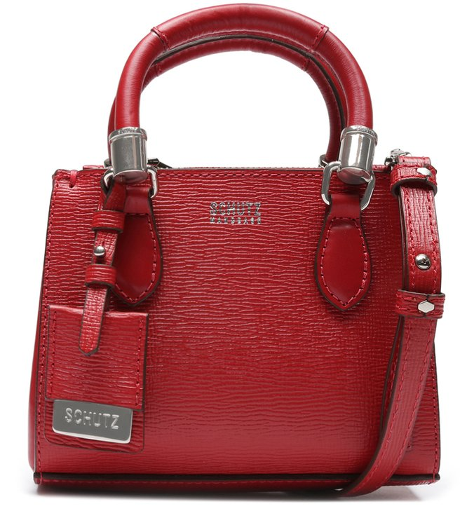 BABY BAG LORENA RED