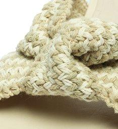 Flat Natural Knot Cru