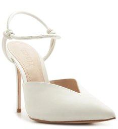 Sapato Scarpin Branco