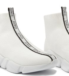 SNEAKER KNIT FUTURE WHITE