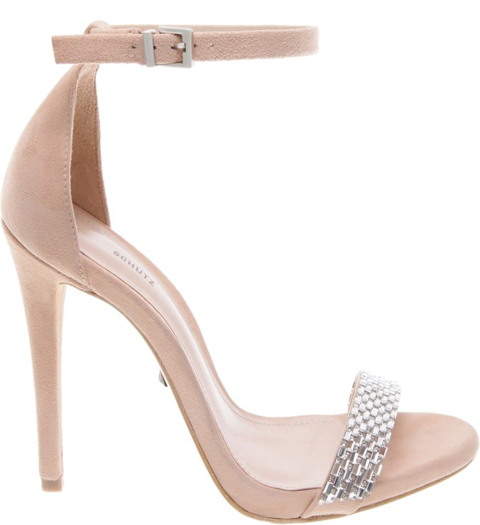 Sandália Ankle Strap New Tanino