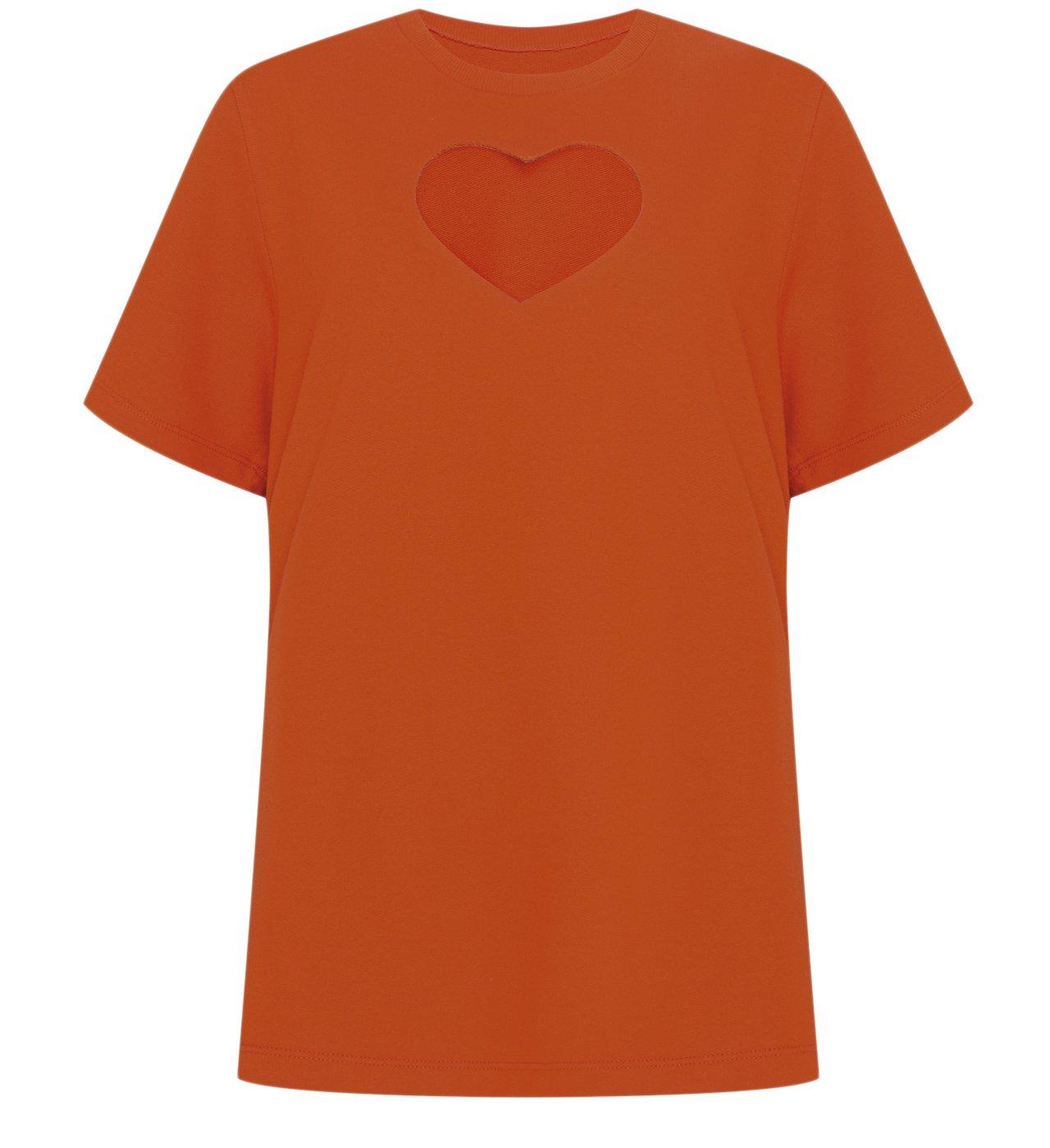 Ginger X Schutz T-Shirt Orange | Schutz