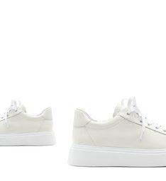 Tênis Flatform Classic White