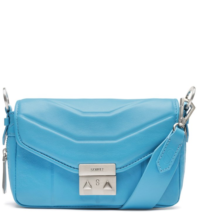 Crossbody New Charlotte Bright Blue | Schutz