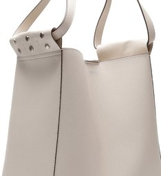 SHOPPING BAG BIBI WHITE