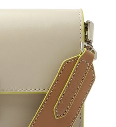 CROSSBODY AMELIA STRAP DUO HONEY