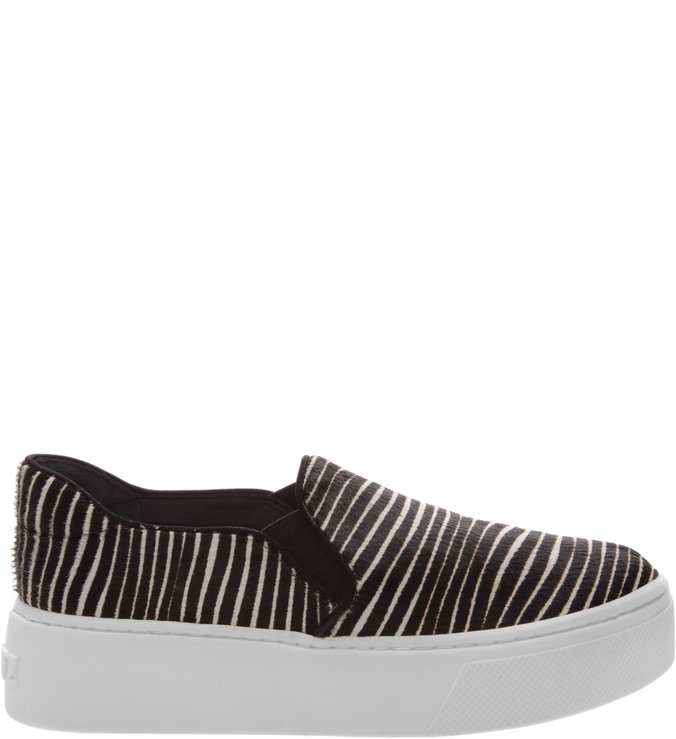 Slip On S-HIGH Zebra