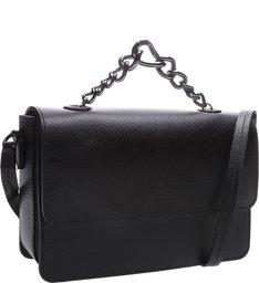 Handbag Chain Minimal Black