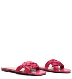 Slide Trança Pink