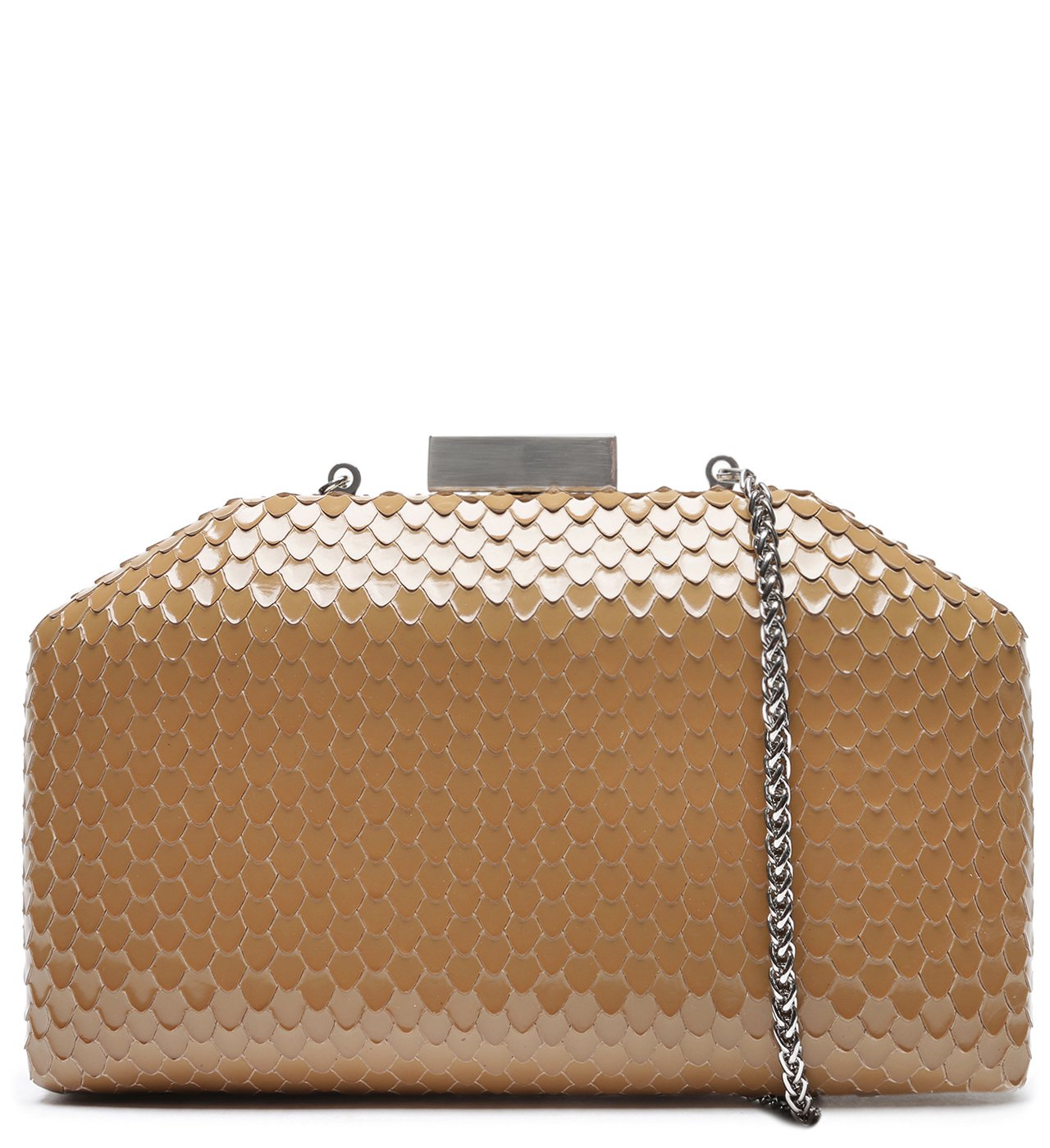 Clutch Serena Bright Snake Neutral | Schutz