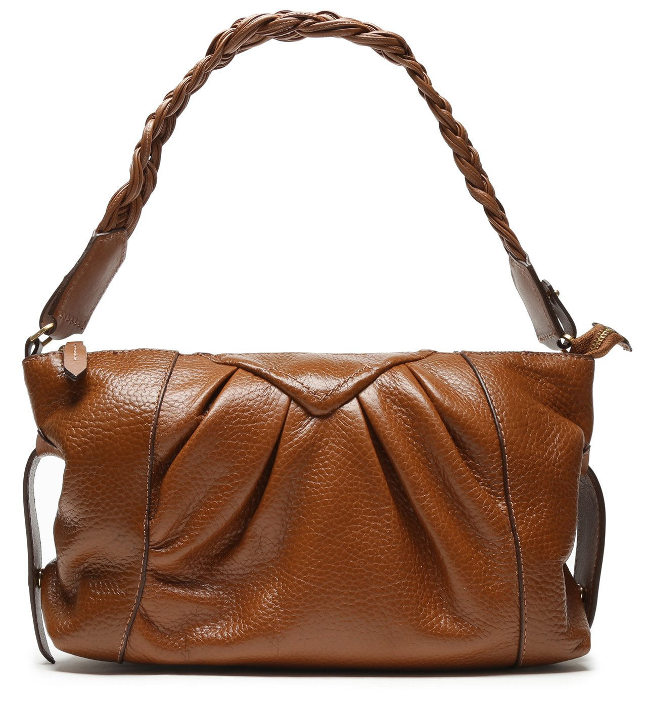Pouch Bag Braid Brown | Schutz