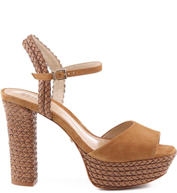 Sandália 70'S Heels Tressê Bamboo