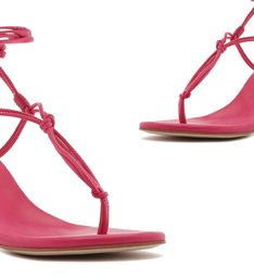 [BACK IN STORE] SANDÁLIA SALTO STRINGS FLIP FLOP PINK