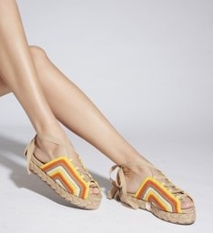 FLATFORM BRAID MULTICOLOR SUNSET