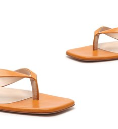 Sandália Flip-Flop Kitten Yellow Gold