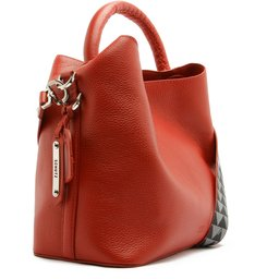 NELLY BUCKET TRIANGLE RED