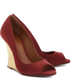 Anabela Sinuous Rouge