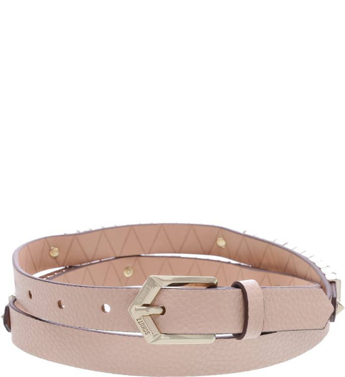 Thin Belt Golden Tanino