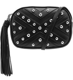 Crossbody Kate Pearls Black