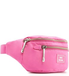 Pochete Sporty Nylon Pink
