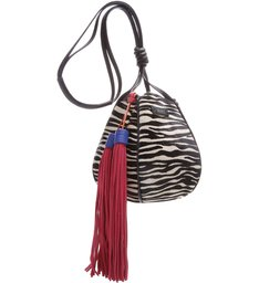 Handle Bag Paula Zebra