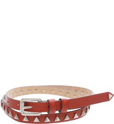 Thin Belt Tango Red