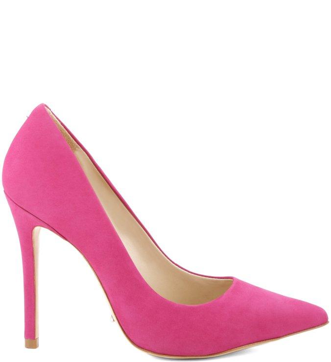 Scarpin Salto Alto True Pink