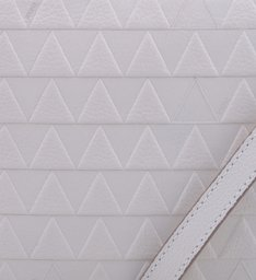 Crossbody Triangle Pearl