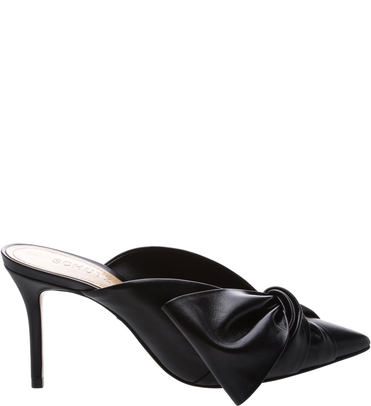 Mule Cindy High Laço Black | Schutz