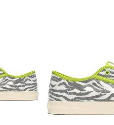 Tênis Smash Zebra Neon Verde