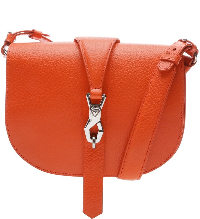 Crossbody Berta Orange | Schutz