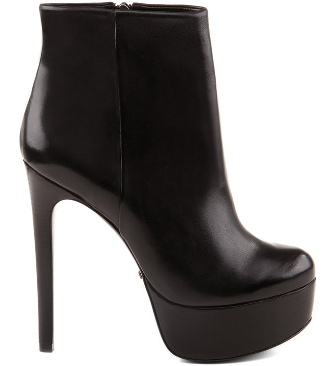 Ankle Boot Glam Black