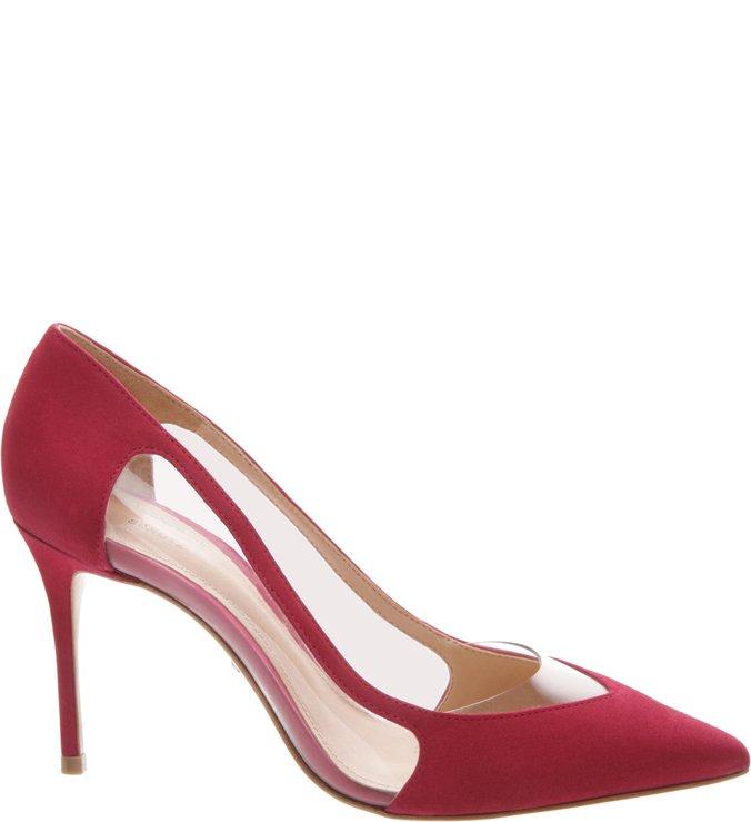 Scarpin Vinil Pink
