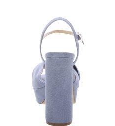 Plataforma Maxi Bow Jeans