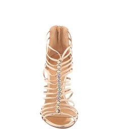 Sandália Sexy Straps Platina